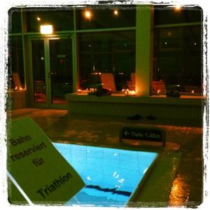 Valentinstag-Schwimmen in Dietlikon