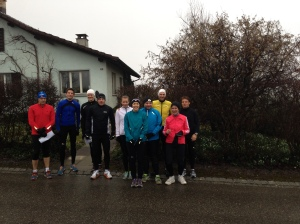 Kyburglauf - Teamanlass